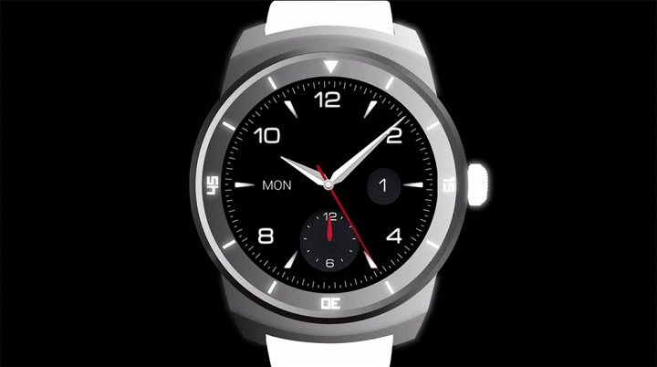 LG presentará el G Watch R para competir con el Moto 360