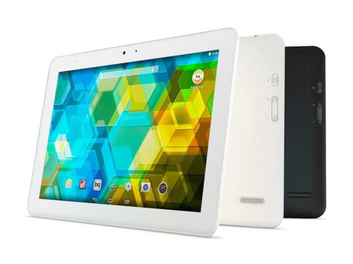 bq Edison 3, la compañía española renueva su tablet
