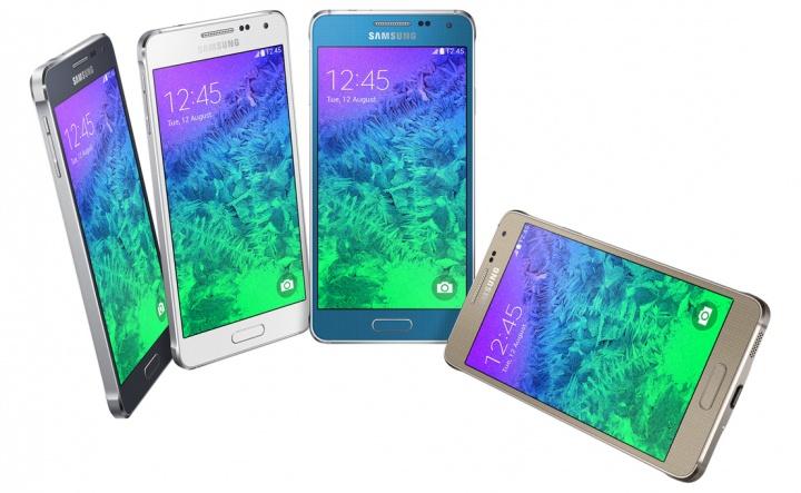 El esperado Samsung Galaxy Alpha ya es oficial