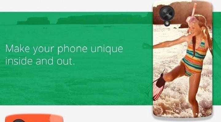 Google Workshop: la nueva tienda de personalización para la gama Nexus