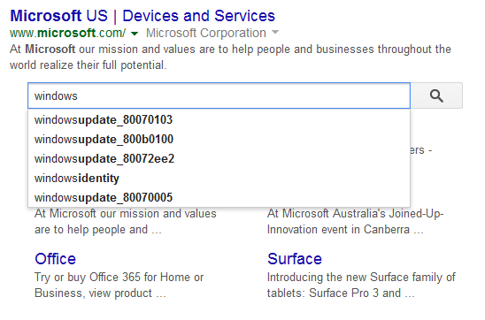 Imagen - Google prueba una nueva caja de búsquedas en los resultados