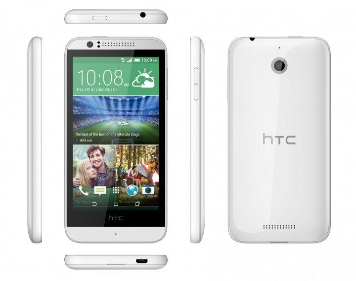 Imagen - HTC Desire 510, el primer smartphone económico con 4G y 64 bits