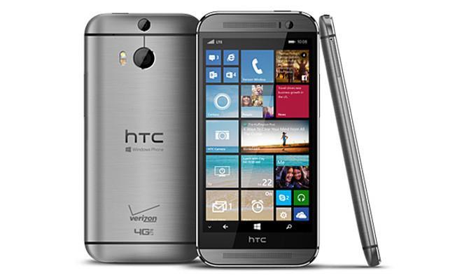 Imagen - HTC One M8 con Windows Phone ya es oficial