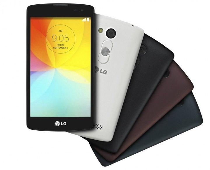 Imagen - LG L Fino y L Bello, gama media y diseño G3