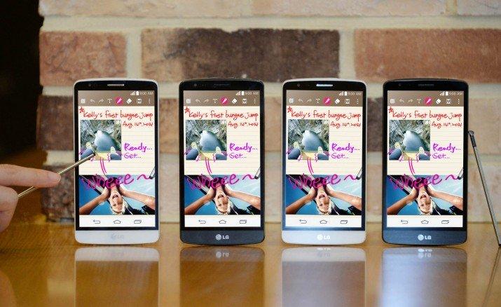 Imagen - LG lanza el G3 Stylus, conoce todos los detalles