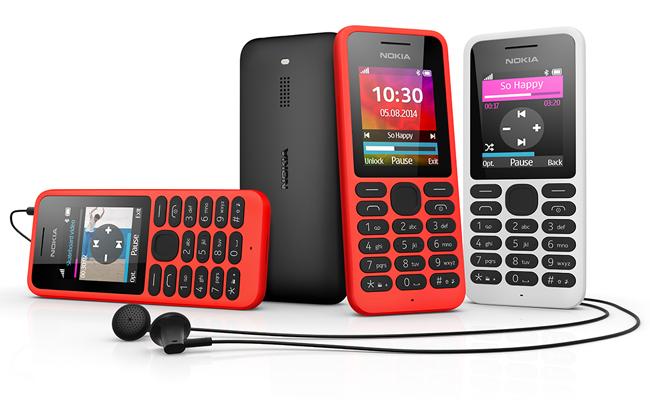 Imagen - Nokia 130, un móvil por solo 19 euros