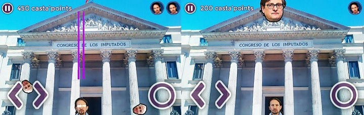 Imagen - Pablo Iglesias - Casta Wars, nuevo polémico juego para Android