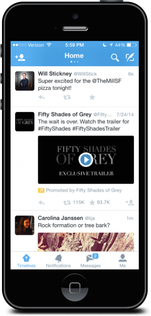 Imagen - Twitter mostrará vídeos publicitarios en tu timeline