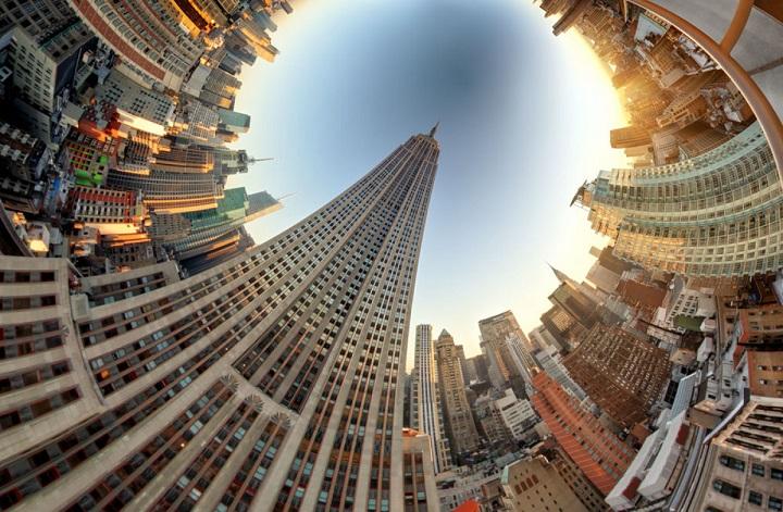 Photo Sphere Camera para iPhone, crea fotos de 360 grados