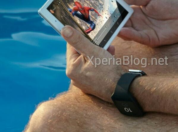 Imagen - Se filtra el Sony Xperia Z3 Tablet Compact y su nuevo smartwatch