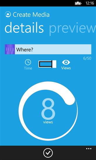 Imagen - WindUP, el Snapchat de Microsoft