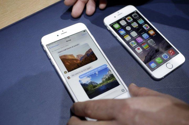 iPhone 6 Plus imita al Galaxy Note, según Samsung