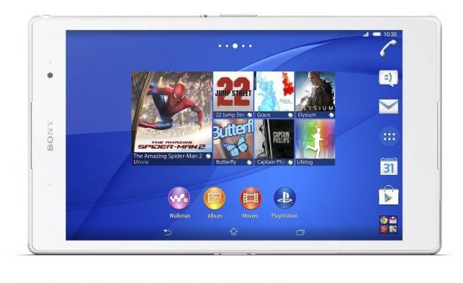 Imagen - Sony Xperia Z3 Tablet Compact, el tablet que competirá contra el iPad Mini