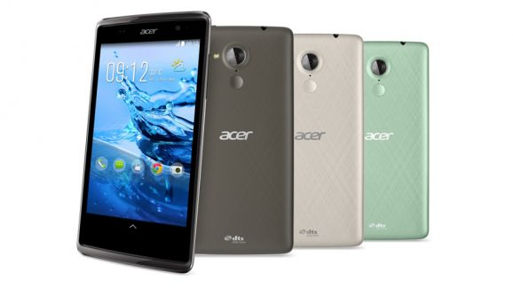 Imagen - Acer Liquid Z500, el nuevo smartphone low cost