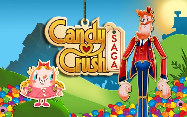 Candy Crush Saga ya disponible para Windows Phone