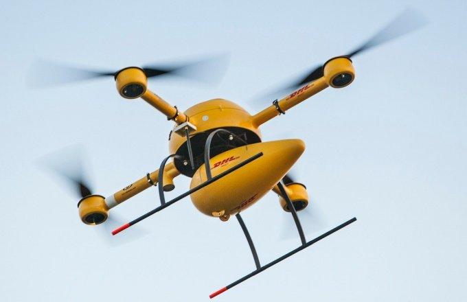 Imagen - DHL también hará entregas con drones