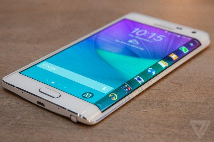 Samsung Galaxy Note Edge llega a España con Vodafone