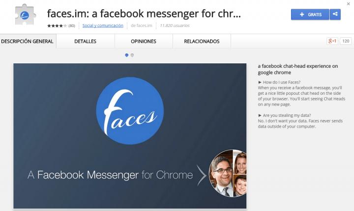 Imagen - Cómo tener las burbujas de Facebook en Chrome