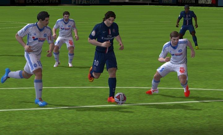Descarga FIFA 15 Ultimate Team gratis para tu móvil