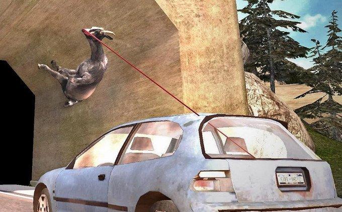 Imagen - Goat Simulator, el juego de la cabra, ya disponible para iOS y Android