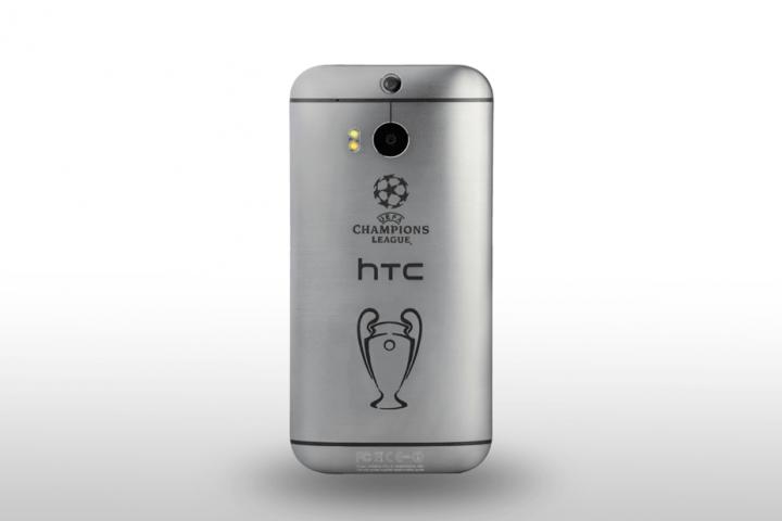HTC UEFA Champions League Trophy, el smartphone para los seguidores de la Champions