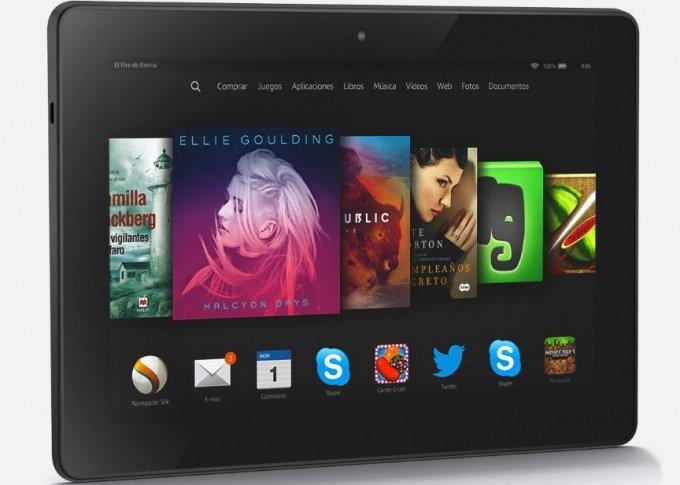 Imagen - Amazon presenta el Kindle Voyage y actualiza el Kindle Fire HDX
