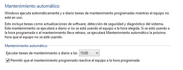 Imagen - Cambiar hora del mantenimiento automático en Windows 8