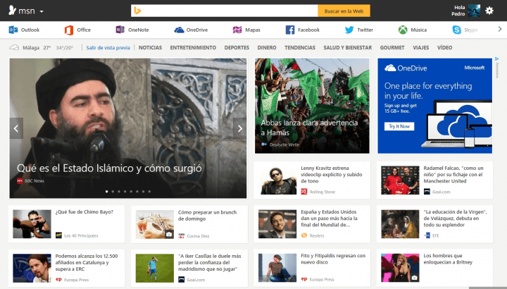 Imagen - Microsoft vuelve a dar vida a MSN