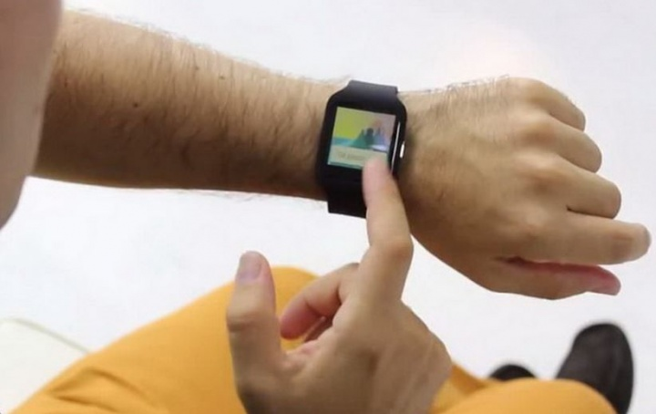 Imagen - Sony Smartwatch 3 se pasa a Android Wear