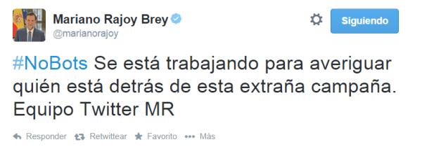 Imagen - Mariano Rajoy gana 60.000 seguidores falsos en Twitter