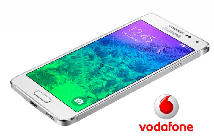Samsung Galaxy Alpha: precios con Vodafone