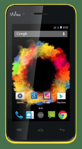 Imagen - Wiko SUNSET, un smartphone Android por 79 euros