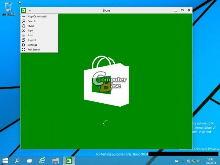 Imagen - Se filtran nuevas capturas de Windows 9