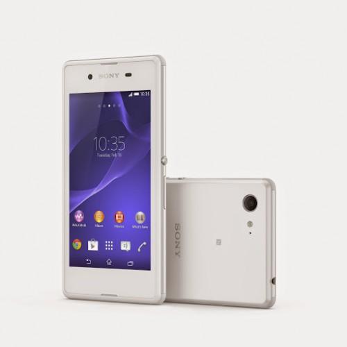 Imagen - Sony Xperia E3, el smartphone 4G económico es oficial
