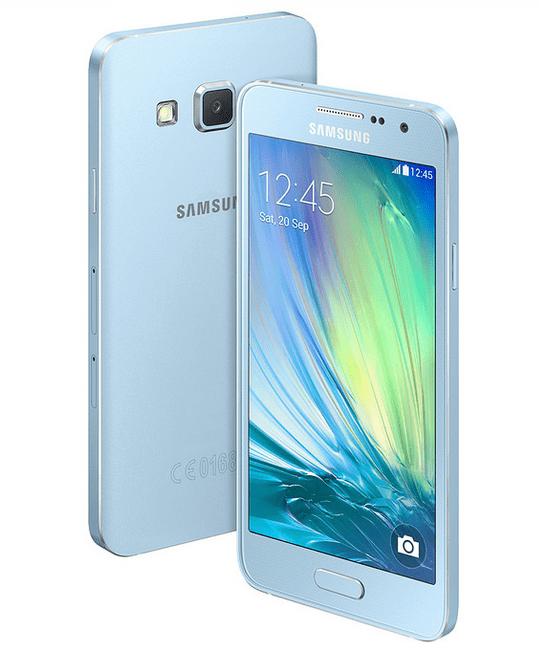 Imagen - Samsung Galaxy A3 y Galaxy A5 ya son oficiales