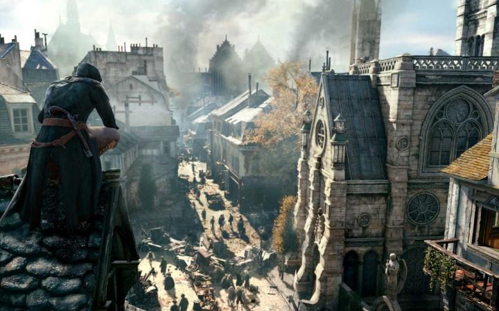 Assassin's Creed Unity no alcanza los 1080p y 60 FPS en consolas
