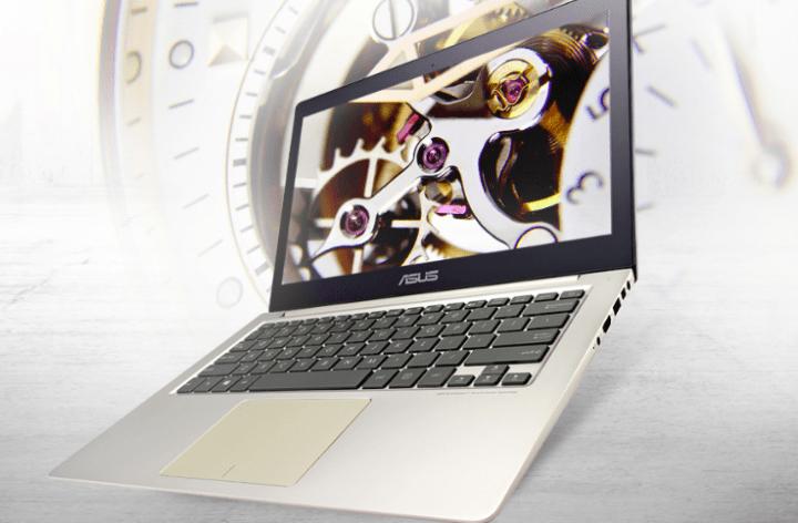 ASUS anuncia el Zenbook UX303, un portátil ultraligero y elegante