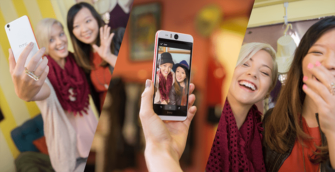 Imagen - HTC Desire Eye, presentado un terminal con cámara delantera de 13 megapíxeles