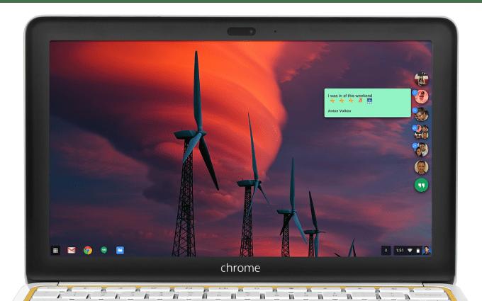 Imagen - Descarga ya Hangouts para Windows