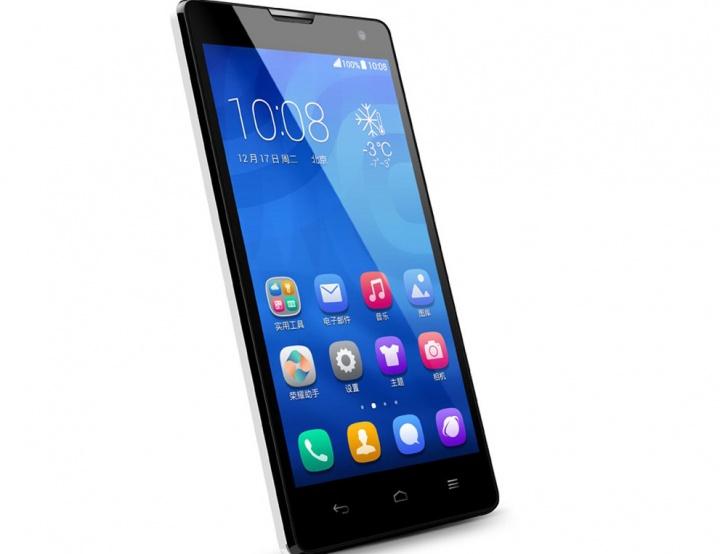 Imagen - Huawei Honor 3C ya es oficial: especificaciones y precio