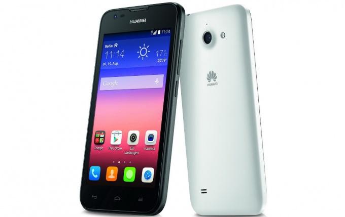Imagen - Huawei Ascend Y550, la propuesta económica 4G por parte de Huawei