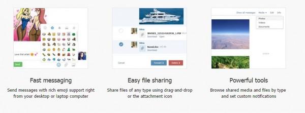 Imagen - Telegram ya cuenta con versión web