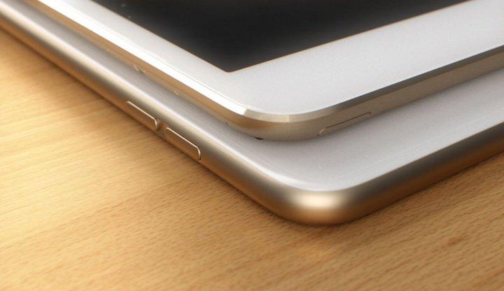 El iPad Air 2 tendrá una versión en dorado