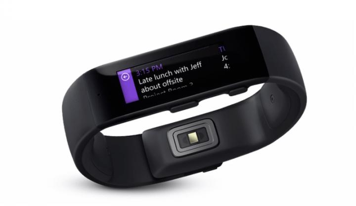 Imagen - Microsoft Band, la pulsera inteligente de Microsoft es oficial