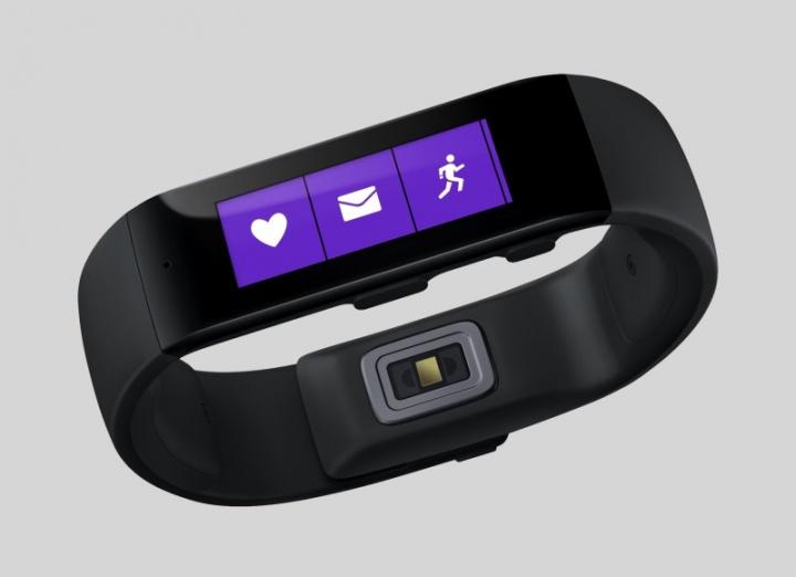 Microsoft Band, la pulsera inteligente de Microsoft es oficial