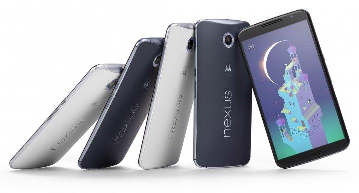 Imagen - Nexus 6 es oficial y se podrá reservar el 29 de octubre