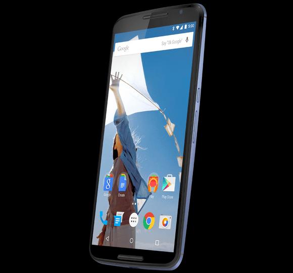 Imagen - Primera foto oficial del Nexus 6