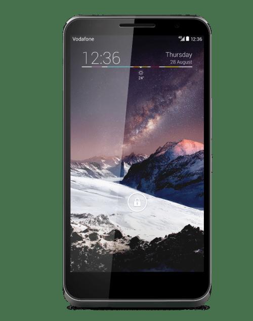 Imagen - Vodafone lanza su primer phablet: Vodafone Smart 4 Max