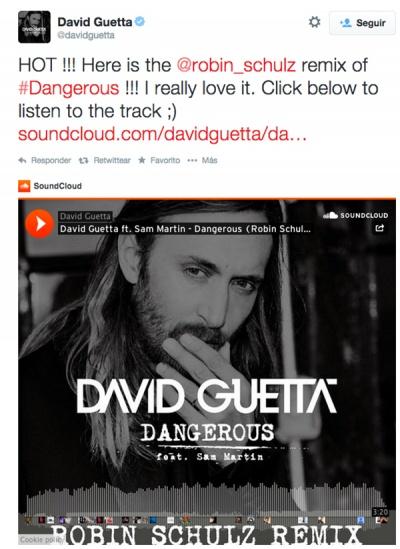 Imagen - Twitter lanza una nueva funcionalidad: escucha música en tweets