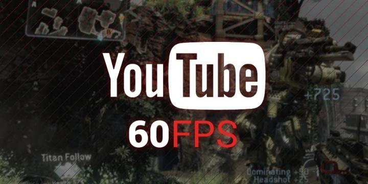 YouTube ya reproduce vídeos a 60 fps